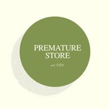 Prematurestore Logo