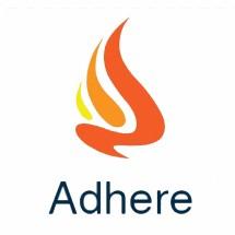Logo Adhere Store