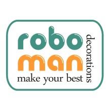 Logo ROBOMAN DESIGN