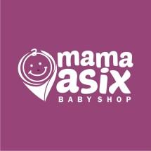 Mama Asix Baby Shop Logo