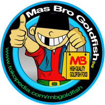 Logo MB goldfish