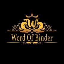 Logo World Of Binder