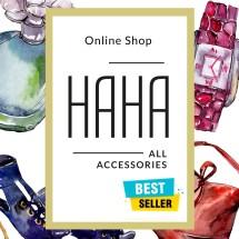 Logo Haha Shopp