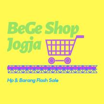 BeGe Shop Jogja Logo