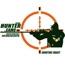 Logo HUNTER CAMO