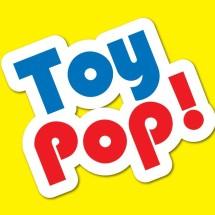 Logo Toypop!