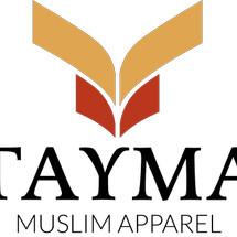 Logo Tayma Muslim Apparel