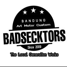 Logo BADSECKTORS CUSTOM
