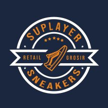 Logo Suplayer Sneakers