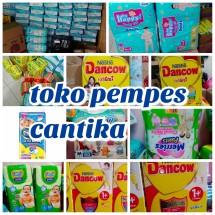 Logo toko pempes cantika