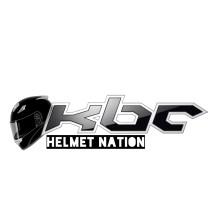 kbc best helmets Logo