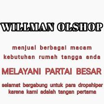 Logo Willman Olshop