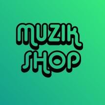 Logo Muzik Shop