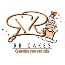 RR CAKES Logo