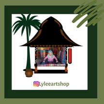 rangrang lombok art shop Logo
