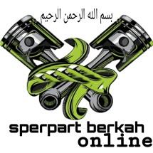 Logo sperpart berkah