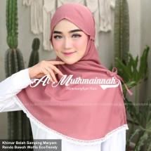 Logo Muth'mainnah Hijab