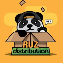 Logo Ruz Distribution