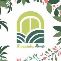 Logo Minimalis Home and Decoration