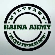 Logo toko raina army