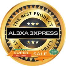AL3XA 3XPRESS Logo