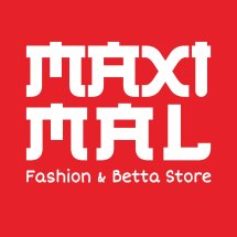 Logo Maximal Fashion & Betta Store
