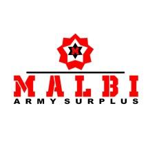 Logo MALBI ARMY SURPLUS