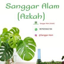 Logo SANGGAR ALAM (Azka)