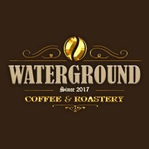 WATERGROUND COFFEE Logo