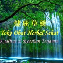 Logo Toko Obat Herbal Sehat