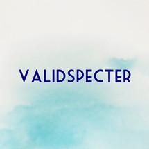 Logo validspecter