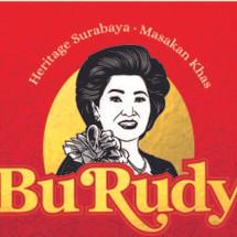 Bu Rudy Surabaya Logo