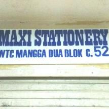 Logo MaxiStationery