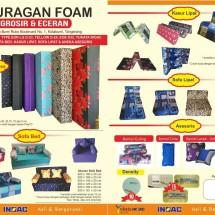 JURAGAN FOAM Logo