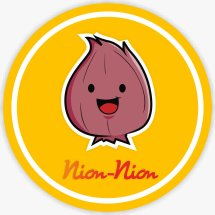 Bawang Goreng Nion Nion Logo