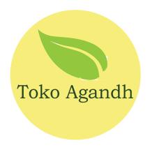 Logo Toko Agandh