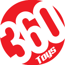 Logo Three Sixty Toys