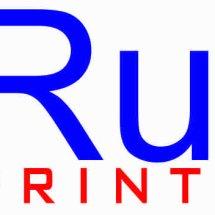 Logo Ruby Printing