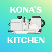 Logo Kona's Kitchen