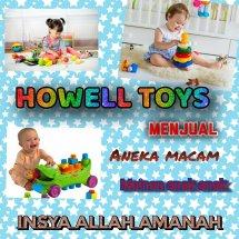 Logo Howell toys