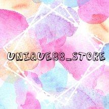Logo Unique88_Store