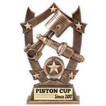 Piston Cup Logo