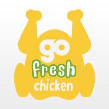 Gofresh Chicken Logo