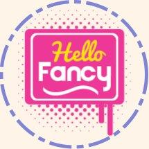 Logo Hello Fancy