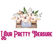 your pretty treasure Logo