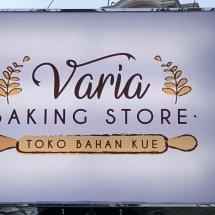 Varia Baking Store - TBK Logo