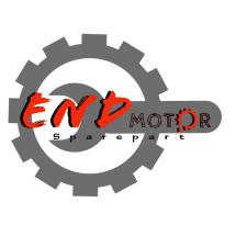 End motor parts Logo