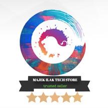 Majek Ilak Tech Store Logo