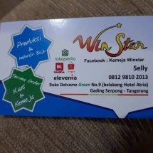 Logo Grosir Kemeja Winstar