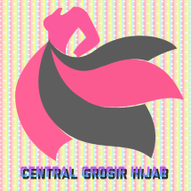 Logo Central Grosir Hijab